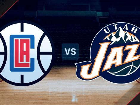 Juego 4   Los Ángeles Clippers vs. Utah Jazz EN VIVO por los NBA PlayOffs   Semifinales de Conferencia Oeste