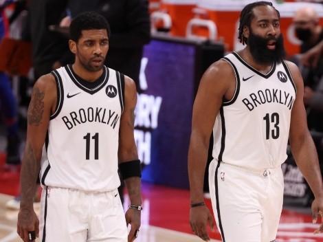 "Crisis total: Brooklyn Nets dependerá del ""Big 1"" ante Milwaukee Bucks"