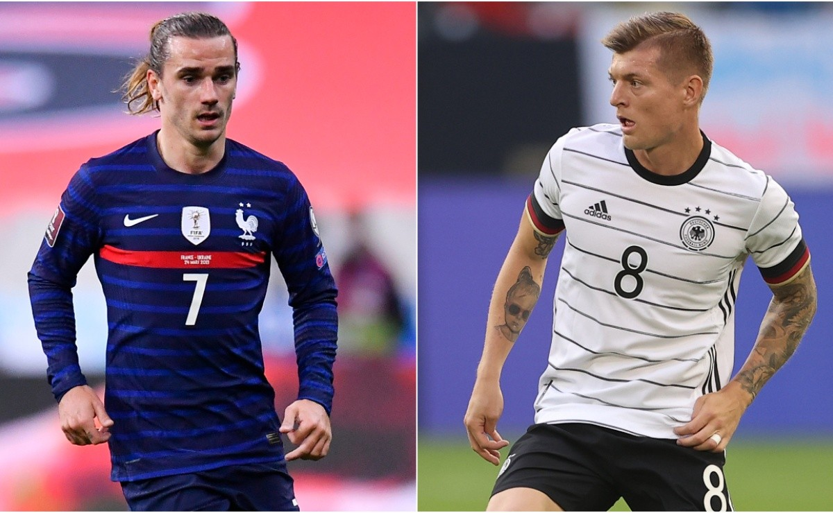 France vs Germany: Predictions, odds and how to watch UEFA European  Championship 2020 in the US