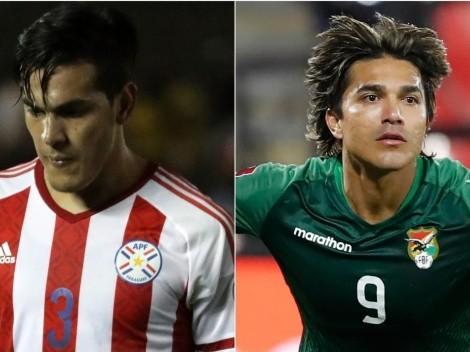De virada, o Paraguai vence a Bolívia por 3 a 1 e termina a primeira rodada na liderança