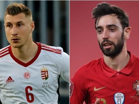 Hungria x Portugal: saiba onde assistir ao vivo à partida da Eurocopa