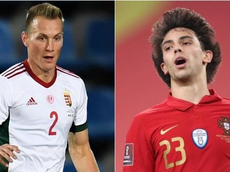 Hungria x Portugal: acompanhe o minuto a minuto em tempo real da partida da Eurocopa