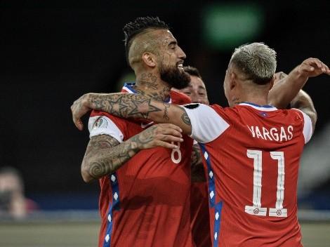 Chile iguala ante Argentina en su estreno en la Copa América 2021