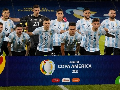 Martínez Quarta y Lautaro Martínez un 3: los puntajes de Argentina contra Chile