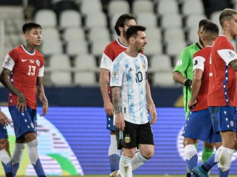 Lionel Messi elogia el partido de Chile en la igualdad contra Argentina