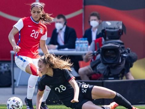 Chile consiguió un valioso empate ante Alemania en amistoso internacional