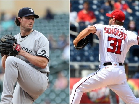 Max Scherzer, Gerrit Cole, Justin Verlander among aces using 'Sticky Stuff', leaked texts show