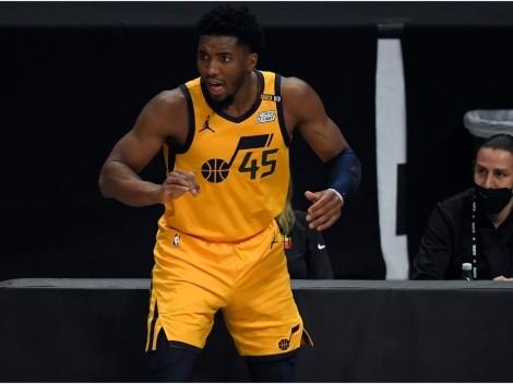 Ni Jordan, ni LeBron, ni Kobe: Donovan Mitchell alcanza récord único en Playoffs