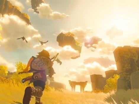 Nintendo revela el primer gameplay de The Legend of Zelda: Breath of the Wild 2 en el E3 2021