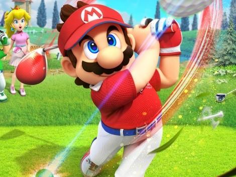 Mario Golf: Super Rush recibirá actualizaciones gratuitas con más contenido