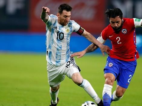 El favorito para Chile vs Argentina en Copa América