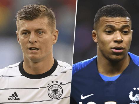 FINAL | Alemania 0 vs. Francia 1 por la Fecha 1 de la Eurocopa