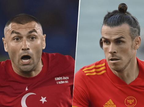 FINAL: Turquía 0-2 Gales por el Grupo A