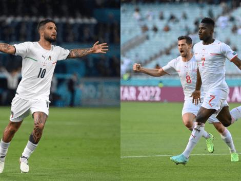 Italia vs. Suiza: Cómo ver EN VIVO en Chile la Fecha 2 de la Eurocopa