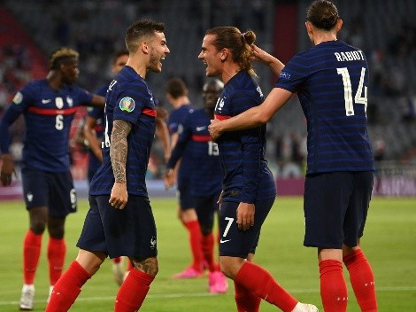 Francia le ganó en el debut una 'final anticipada' a Alemania por la mínima