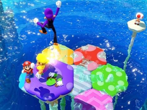 Mario Party Superstars terá mais de 100 minigames