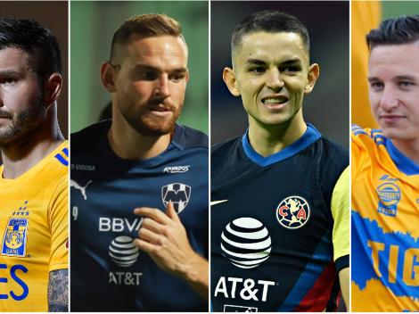 Todos los europeos que habrá en el Apertura 2021 de la Liga MX