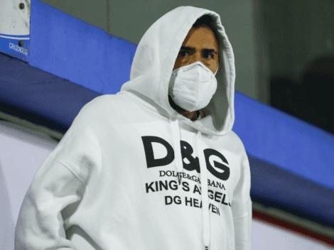 La dura acusación de Arturo Vidal sobre árbitro en derrota de Rodelindo