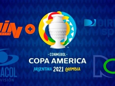 Los números no mienten: Caracol arrasó con rating a RCN en el debut de Copa América