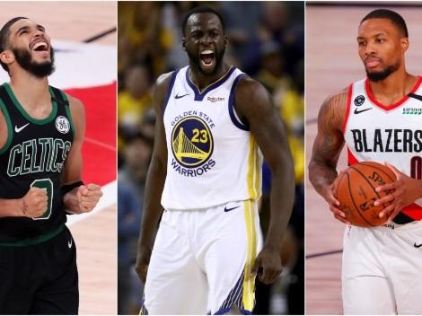 Los tres jugadores NBA que jugarán con USA en Tokyo 2020