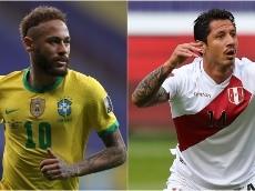 Brazil vs Peru: Confirmed lineups for Copa America 2021 Matchday 2