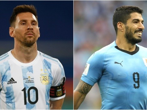 Argentina vs Uruguay: Date, Time and TV Channel in the US for Conmebol Copa America 2021