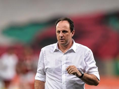 Rogério Ceni escala São Paulo ofensivo e com muitas mudanças em sua estreia contra Ceará; confira a escalação