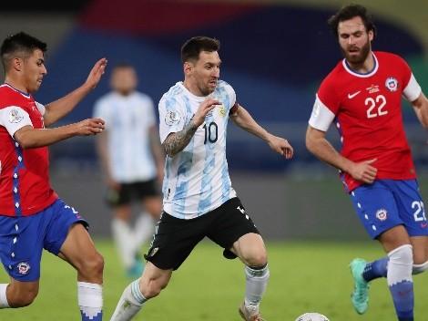 La alegría de Ben Brereton tras su debut en la Selección Chilena