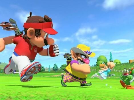 Mario Golf: Super Rush recebe novo trailer na E3 2021