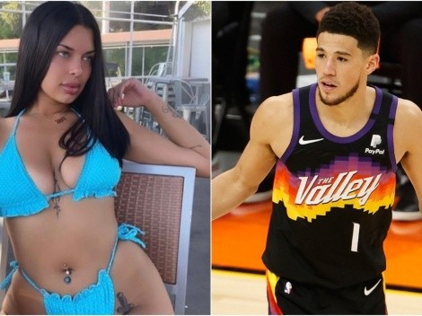 Aliza Jane wants credit for the Suns' success in the NBA playoffs