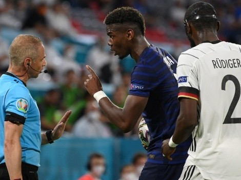 Pogba claims to have been bitten by Rudiger: Here are 5 other strange biting incidents