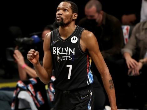 El inédito récord en la historia de NBA Playoffs que conquistó Kevin Durant