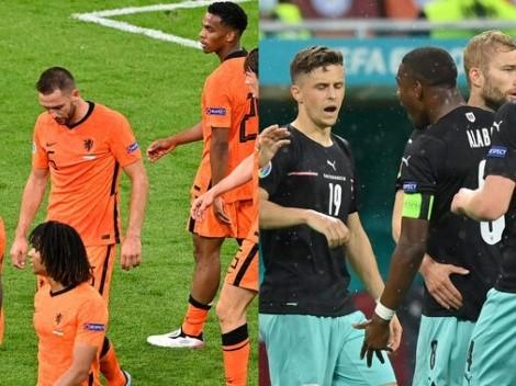 Países Bajos vs. Austria: Cómo ver EN VIVO en Chile la Fecha 2 de la Eurocopa