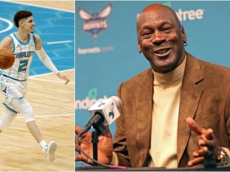 Sonríe Michael Jordan: este es el Novato del Año en la NBA
