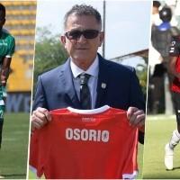 Osorio no llega solo: la lista de jugadores que llegan a América con el entrenador