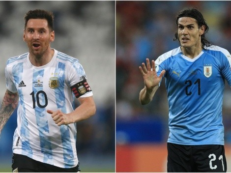 Argentina vs Uruguay: Confirmed lineups for today's Copa America 2021 Matchday 2