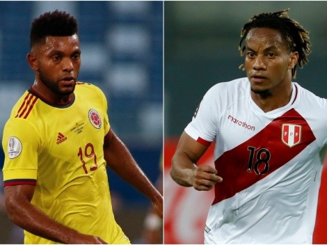 Colombia vs Peru: Date, time and TV Channel for Copa America 2021