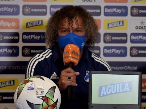 """Gamero es contundente con el arbitraje: """"Esperamos no tener líos con ese tema"""""""