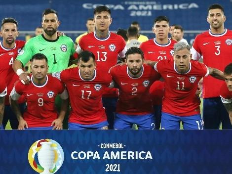 La probable formación de Chile ante Bolivia este viernes en Cuiabá