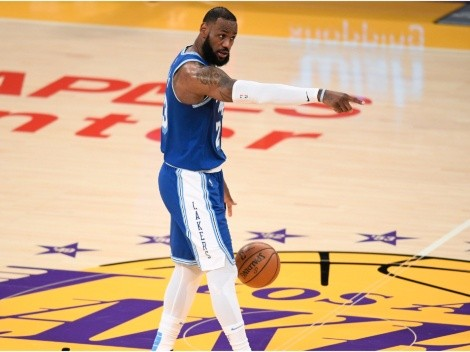 2 movimientos acertados de Los Angeles Lakers y 1 error peligroso para la NBA 21-22