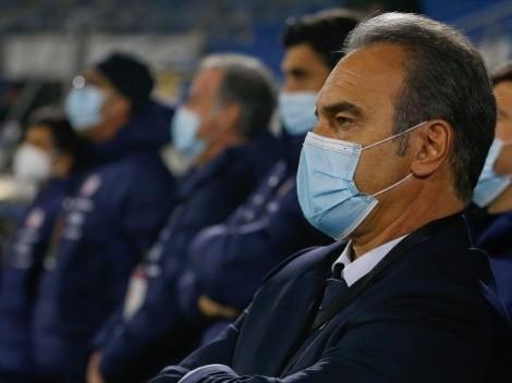 Martín Lasarte confía en que el partido de mañana tendrá un trámite distinto al de Eliminatorias