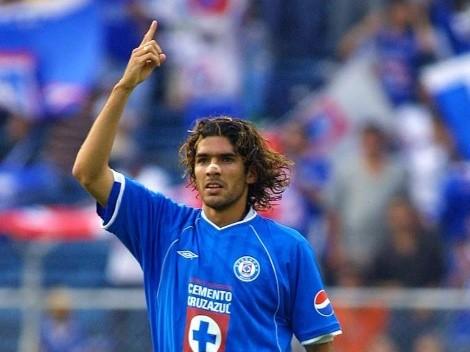 Abreu revela la razón por la que salió de Cruz Azul en 2003
