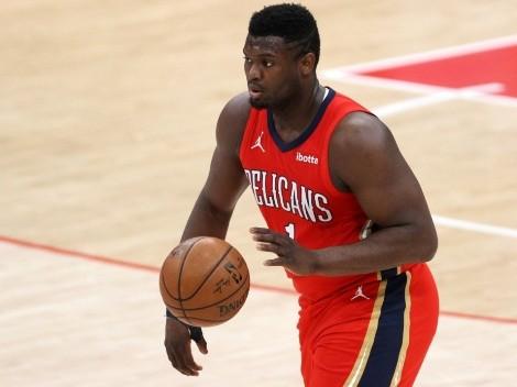 El futuro de Zion Williamson en NBA se complica por decisión de su familia