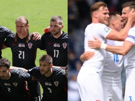 Croacia vs. República Checa: Cómo ver EN VIVO en Chile la Fecha 2 de la Eurocopa