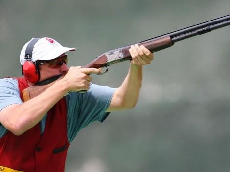 ¿Quién obtuvo la primera y única medalla de oro en los Olímpicos en la disciplina tiro con pistola?