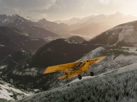 Microsoft Flight Simulator se centra en Escandinavia para su nueva actualización