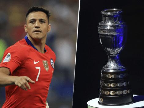 Cuándo juega Chile por la Copa América: día y hora de los partidos