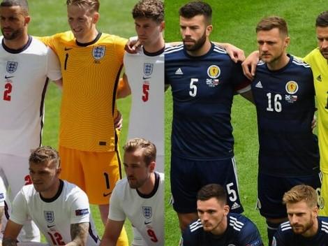 Inglaterra vs. Escocia: Cómo ver EN VIVO en Chile la Fecha 2 de la Eurocopa