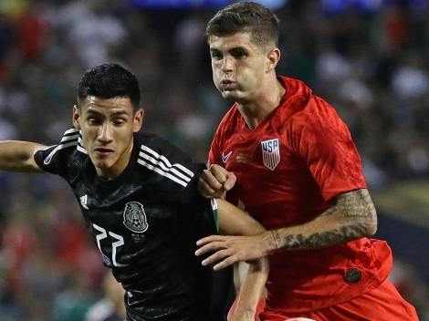 ¿Cuándo juega USA vs. México en Eliminatorias a Qatar 2022?