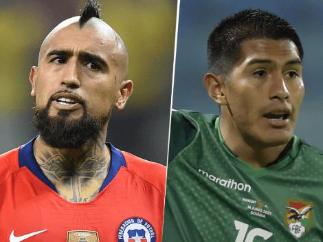 EN VIVO: Chile vs. Bolivia por la Copa América